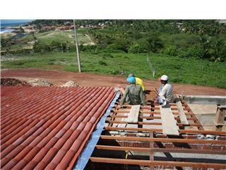 Limpeza e manutenção de telhados
