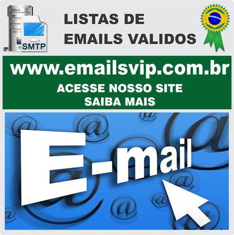 Lista de email e listas de e mails para mala direta, mailing