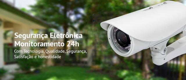 Monitoramento de alarmes residencial, empresa e condomínio