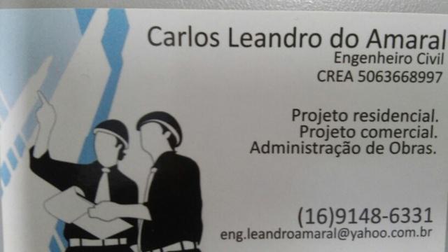 Prestador de serviço engenheiro civil