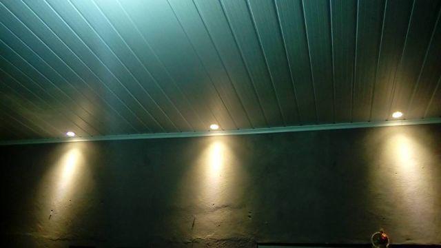 Pvc rebaixamento de teto r$ 40,00 m²