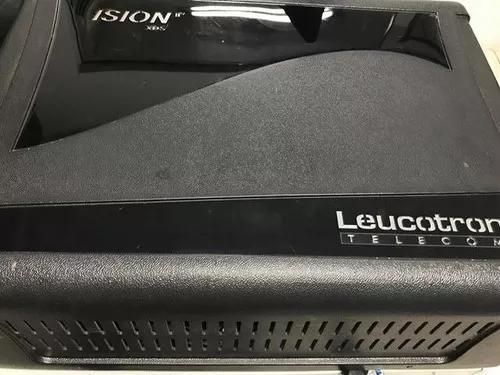 Pabx digital ision ip 4000 - leucotron telecom