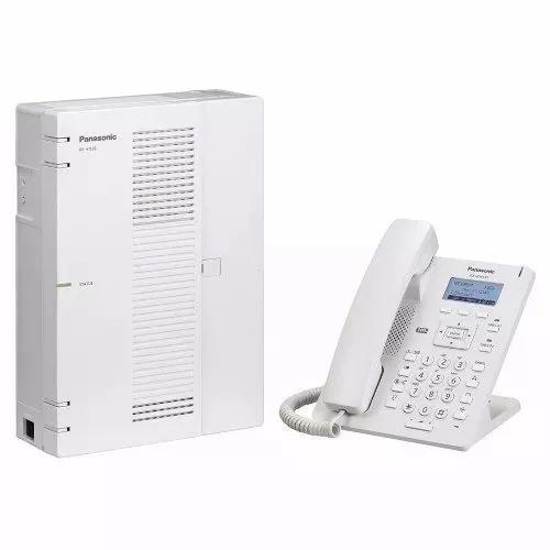 Pabx panasonic kx hts32 + hdv130 realizamos instalação