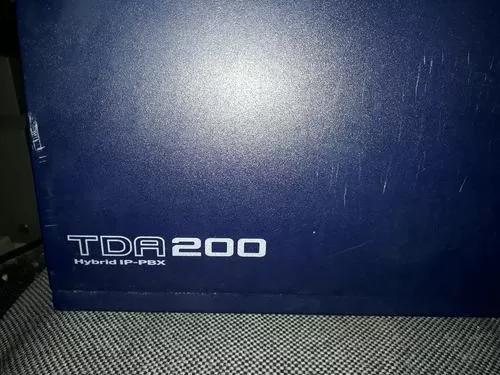 Pabx panasonic tda 100 (consulte outras configurações)