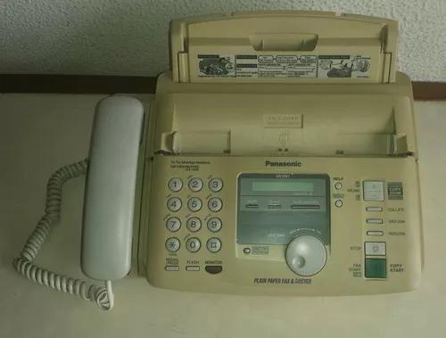 Panasonic telefone fax e copiadora no estado