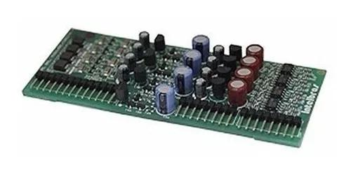 Placa balanceada 4 ramais conecta/ modulare mais intelbras
