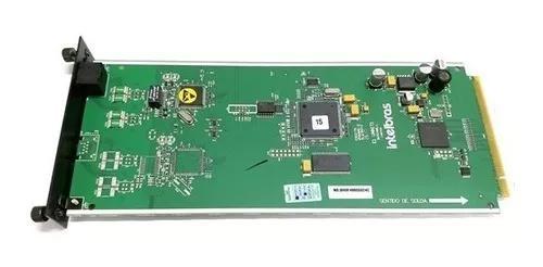 Placa interface 1 e1 r2/rdsi para unniti 2000/3000 intelbras