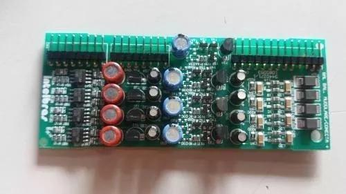 Placa ramal bal.(4rm) modulare mais-intelbras