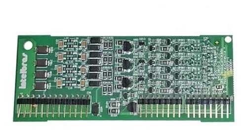 Placa ramal desb. modulare mais conecta + 4 ramais