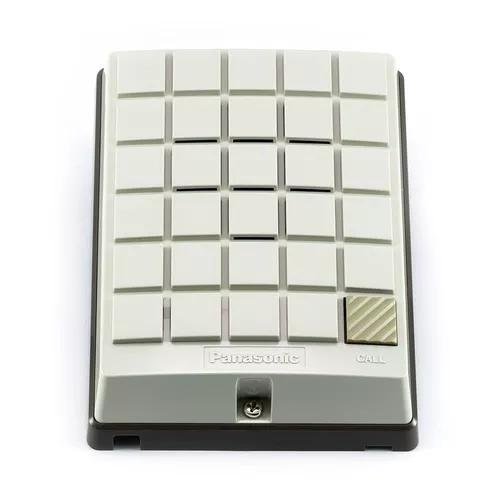 Porteiro eletronico panasonic kx-t 30865 p/ pabx panasonic