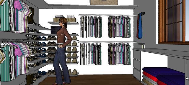 Projeto em 3d designer de interiores