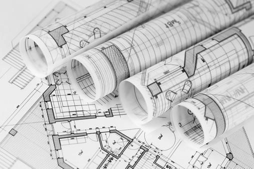 Projetos e desenhos técnicos