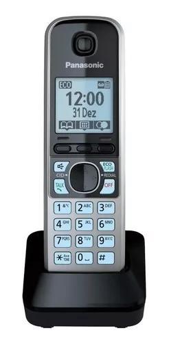 Ramal extensão p/ telefone panasonic kx-tg6711 tg6721 lb