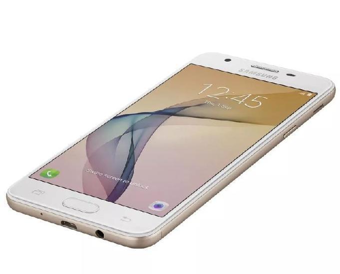 Samsung galaxy j5 prime dourado g570m dual chip vitrine