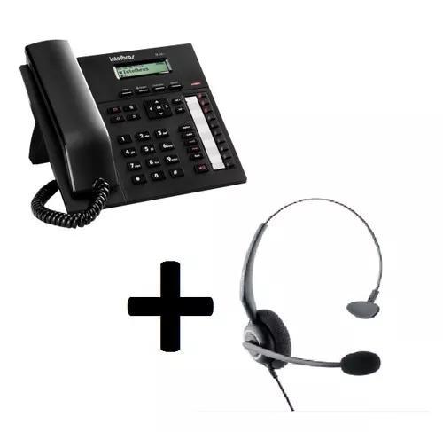 Telefone de secretaria intelbras ti 830i fácil atendimento