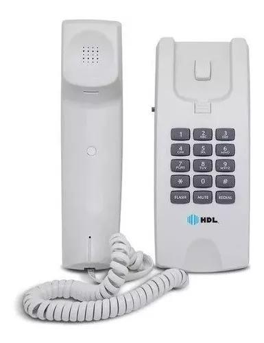 Telefone gondola centrixfone branco hdl