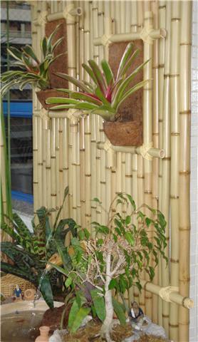 Decoração com bambu rio de janeiro.empresa bambu design