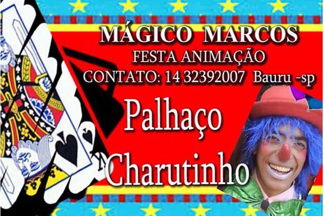 Palhaço animação bauru f.14 32392007 charutinho festa