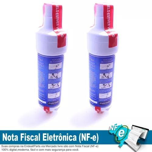 02 filtro original purificador colormaq 100% o r i g i n a l
