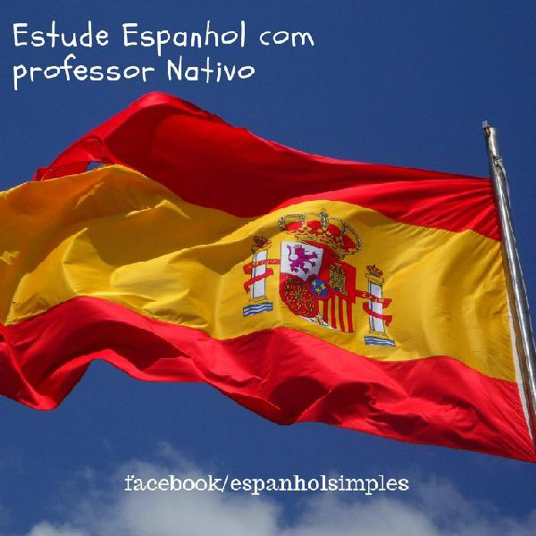 Aula particular espanhol - goiânia