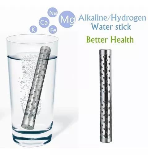 Bastão alcalino ionizador ph da água minerais original