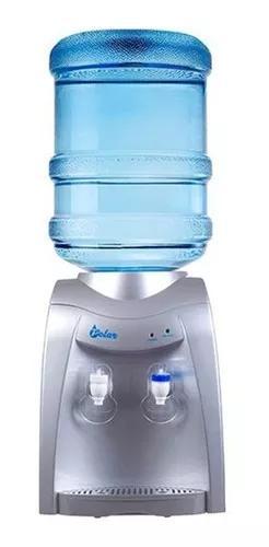 Bebedouro branco eletrônico água gelada natural 220v loi
