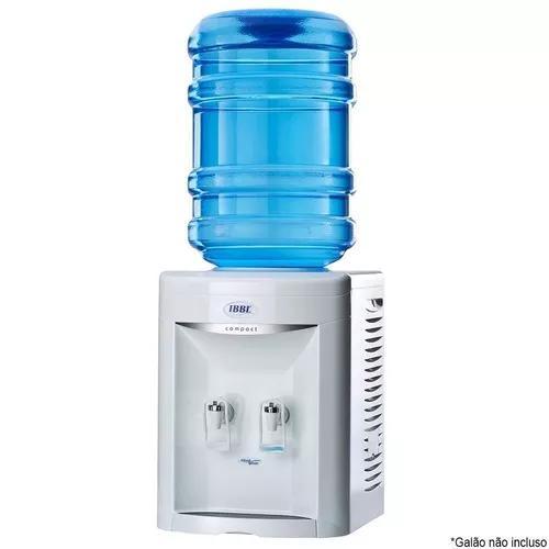 Bebedouro de água de mesa ibbl compacto 110v branco