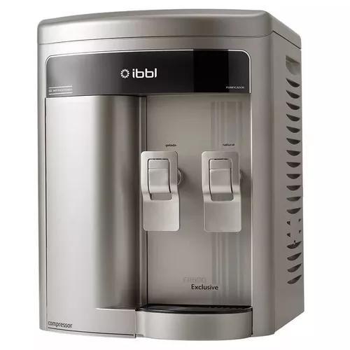 Bebedouro purificador de água ibbl fr600 exclusive - 220v
