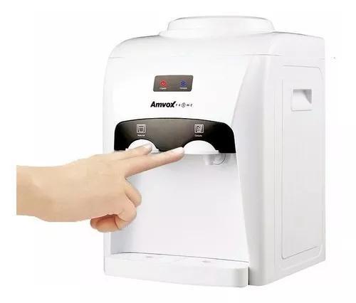 Bebedouro refrigerado eletrônico bivolt agua gelada natural