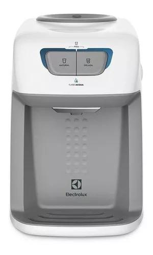 Bebedouro água gelada refrigerado branco electrolux 220v