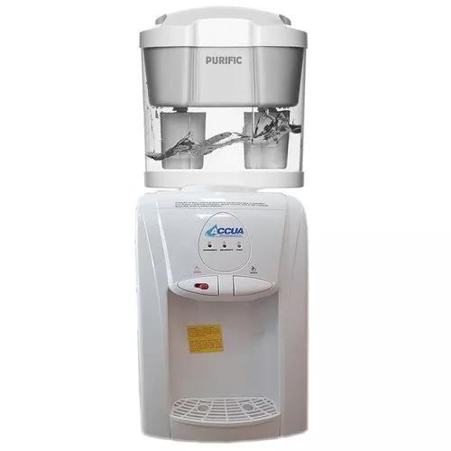 Bebedouro água quente gelada + purifc ecologico + kit hidra