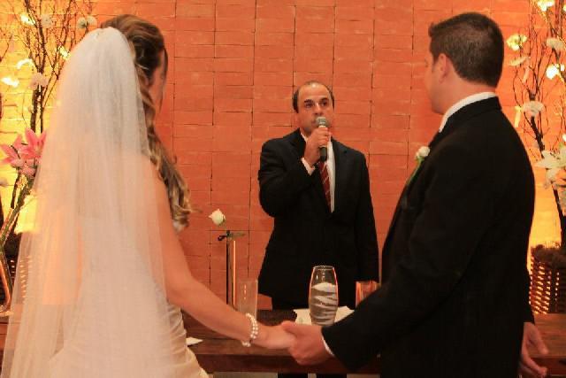 Celebrante de casamento ac cerimonial