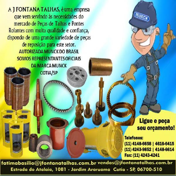 Chaveta 12 x 8 x 50 micro motor talha munck 1141486658