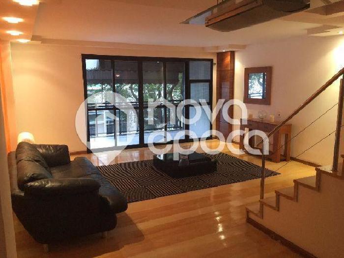 Copacabana, 4 quartos, 2 vagas, 255 m² rua santa clara,