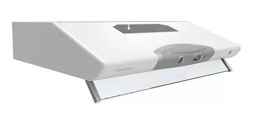 Depurador de ar colormaq cook 60cm, bco, 3 velocidades, 110v