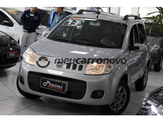 Fiat uno evo vivace 1.0 8v flex 4p manual 2013/2013