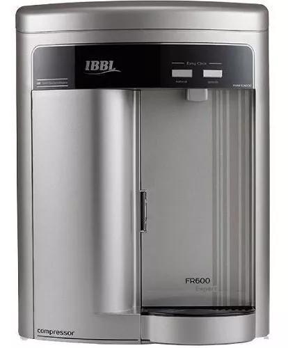 Filtro de água ibbl fr600 expert prata 220v