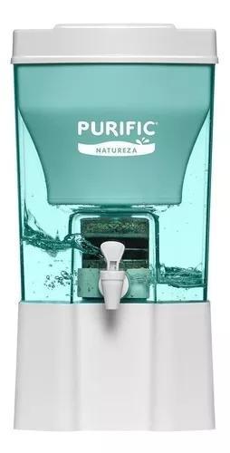 Filtro purific natureza verde água s