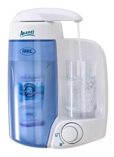 Filtro purificador de água avanti ibbl - original - 12x