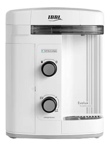 Filtro purificador de água ibbl evolux branco 220v