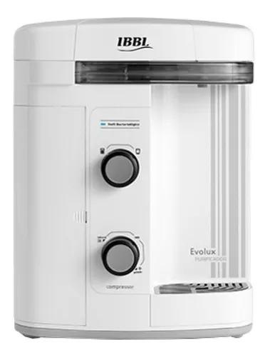 Filtro purificador de água ibbl evolux branco - 220v
