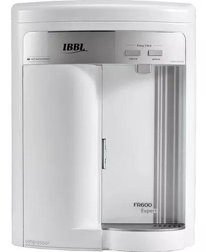 Filtro purificador de água ibbl fr600 expert branco 110v