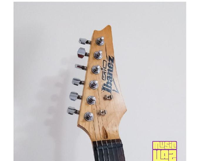Guitarra stratocaster ibanez gio grx 40 excelente estado