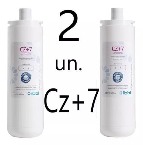 Kit 2 refil ibbl cz+7 fr600 exclusive atlantis evolux expert