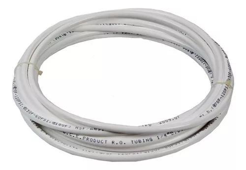 Mangueira de 1/4 para filtros purificadores de água - 3 mts