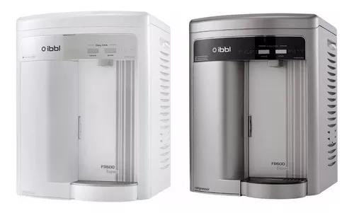 Purificador de agua ibbl fr600 expert branco ou prata cz+7