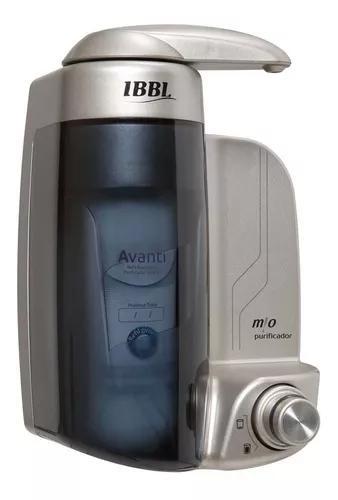 Purificador de água ibbl mio - prata