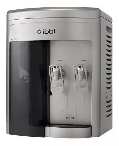 Purificador de água ibbl speciale fr600 prata 127 volts