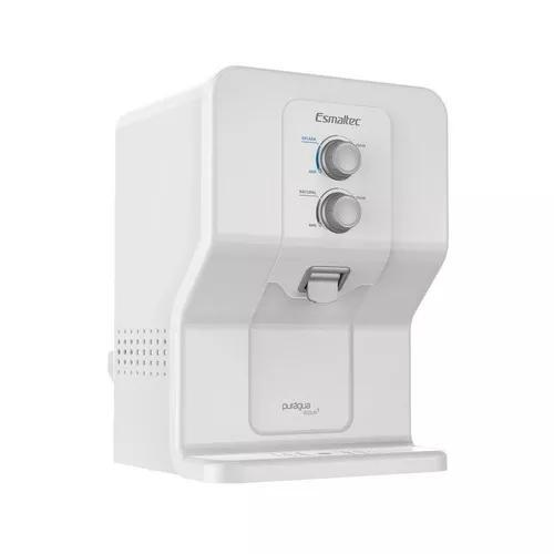 Purificador de água refrigerado esmaltec branco