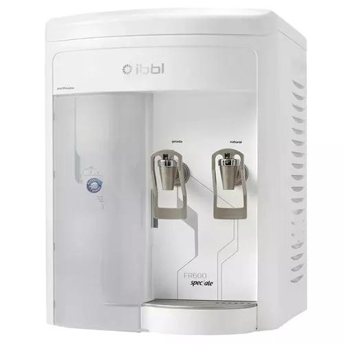 Purificador de água refrigerado ibbl fr600 branco 220v
